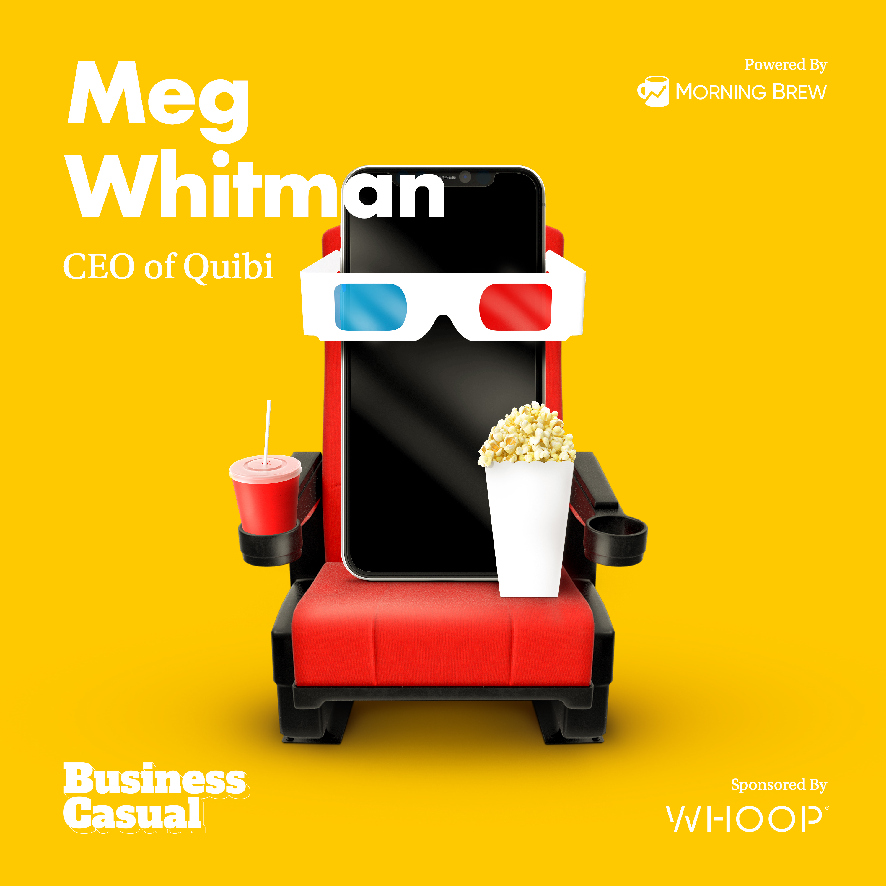 Quibi CEO Meg Whitman Wants Your In-Between Moments