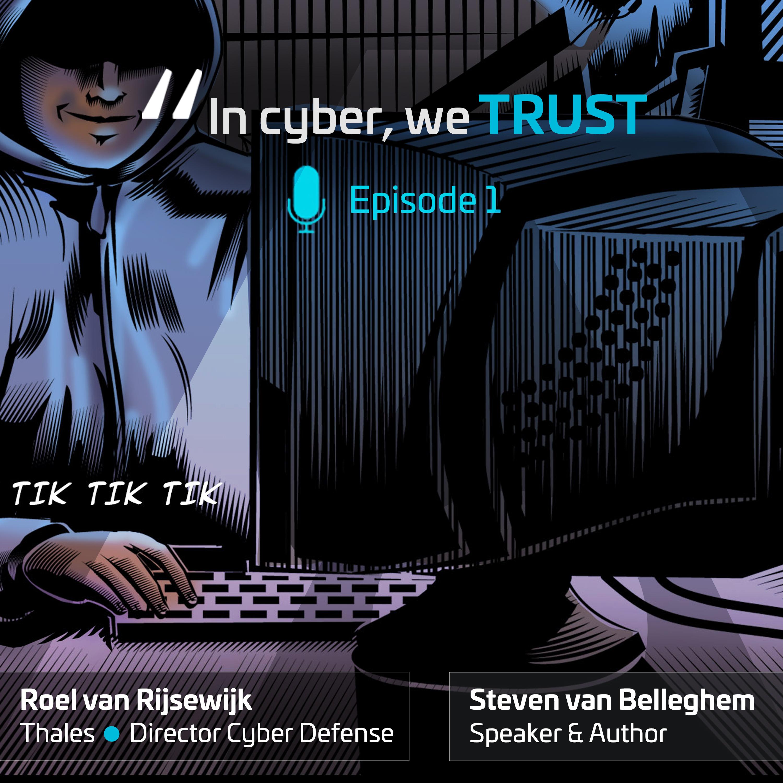 De wereldwijde koude cyberoorlog