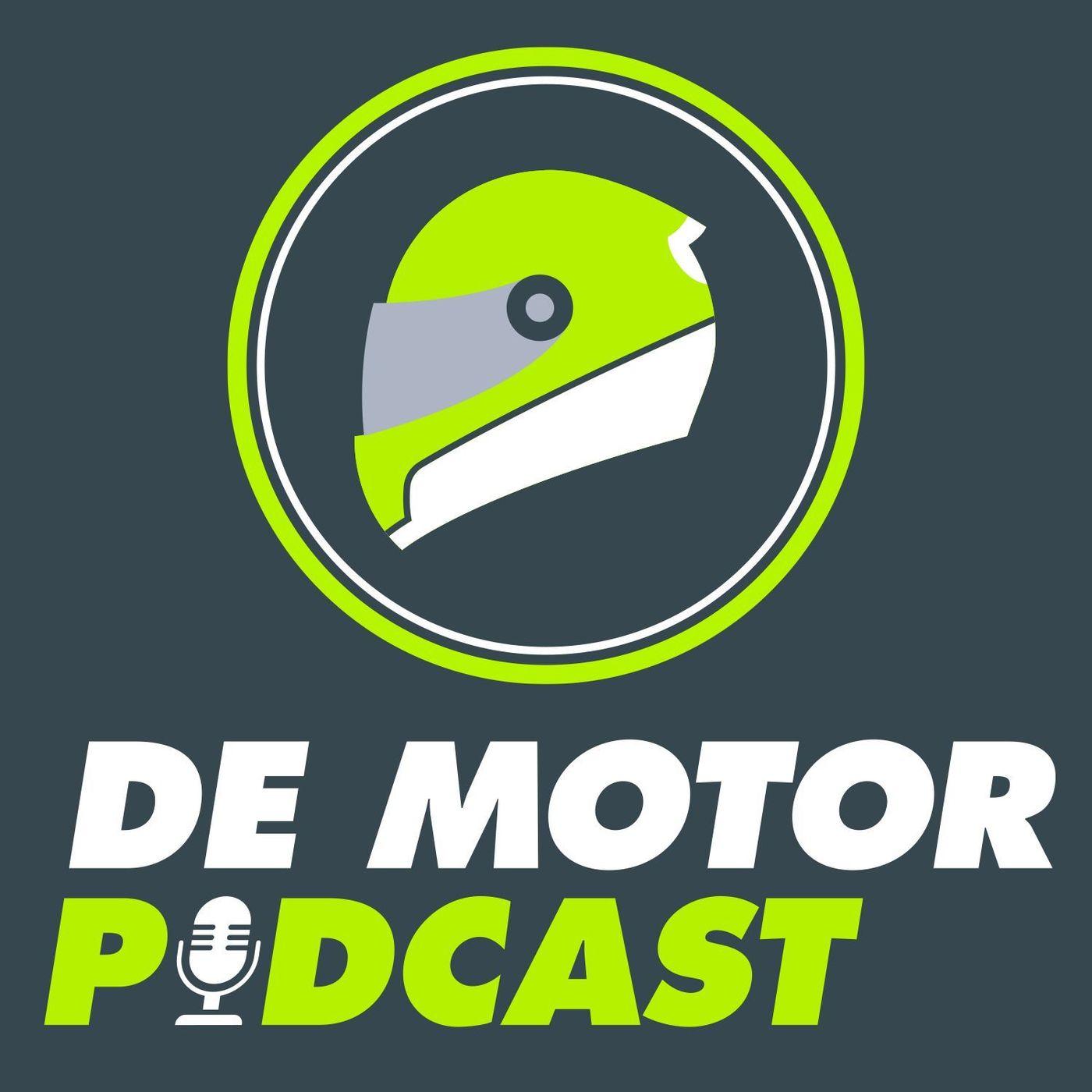 De Motor Podcast logo
