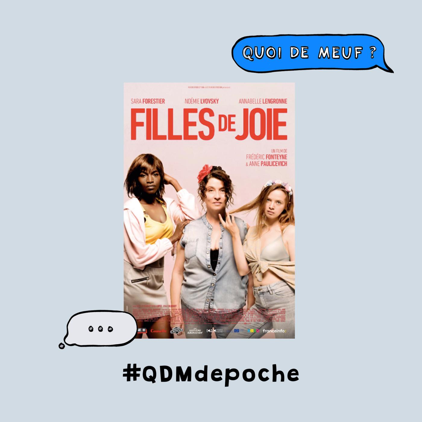"""#81 - QDM de Poche -  De """"Filles de joie"""" à """"Pretty Woman"""" : putophobie culturelle ?"""