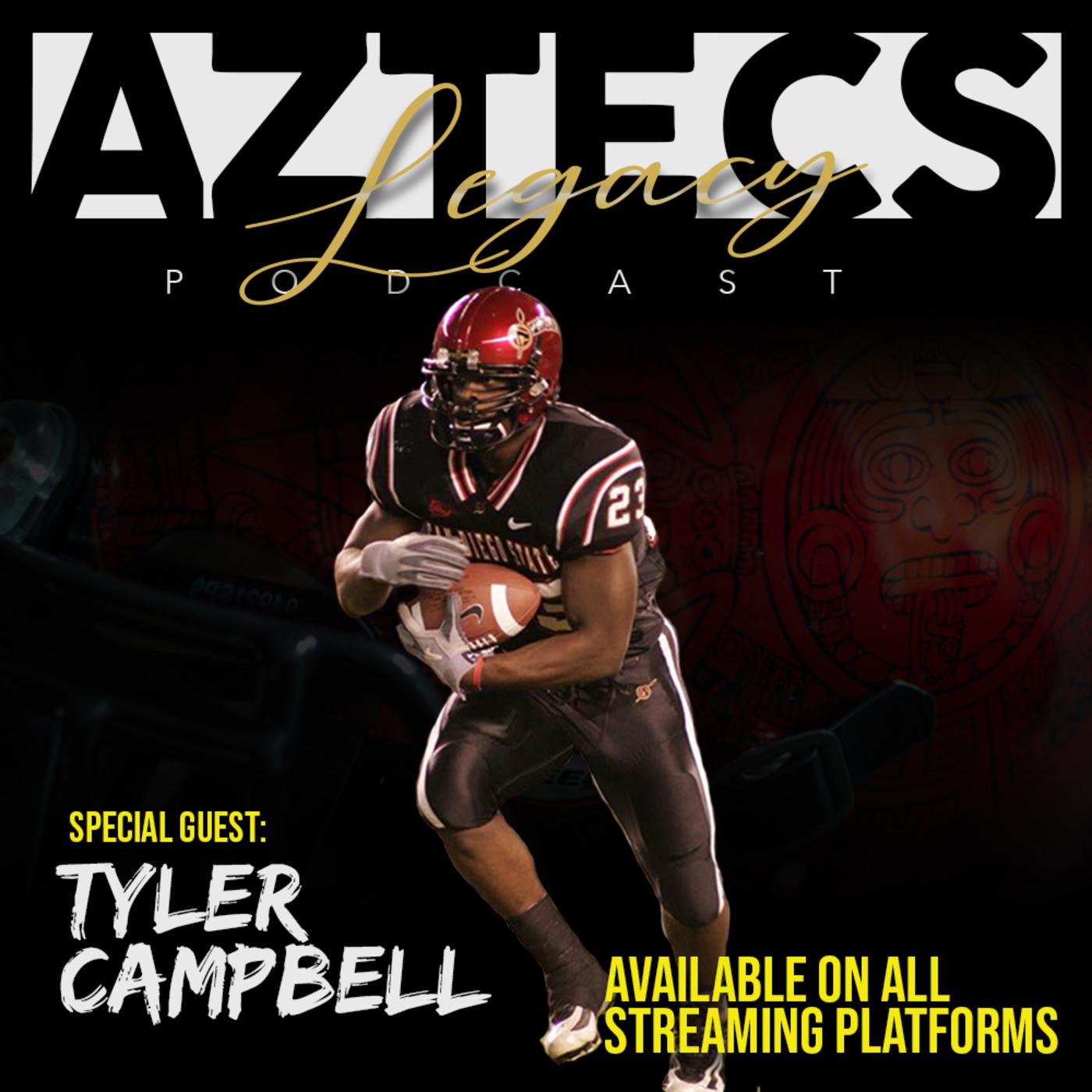 Tyler Campbell: wills his way to SDSU