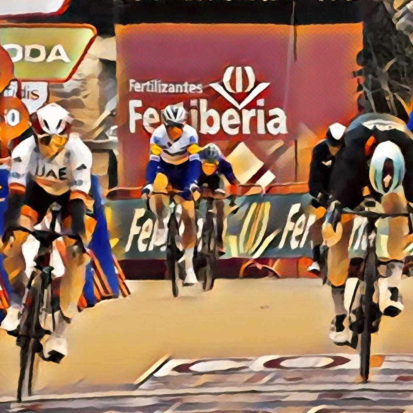 Jasper Philipsen wint in Puebla de Sanabria - en we zijn bijna in Madrid!