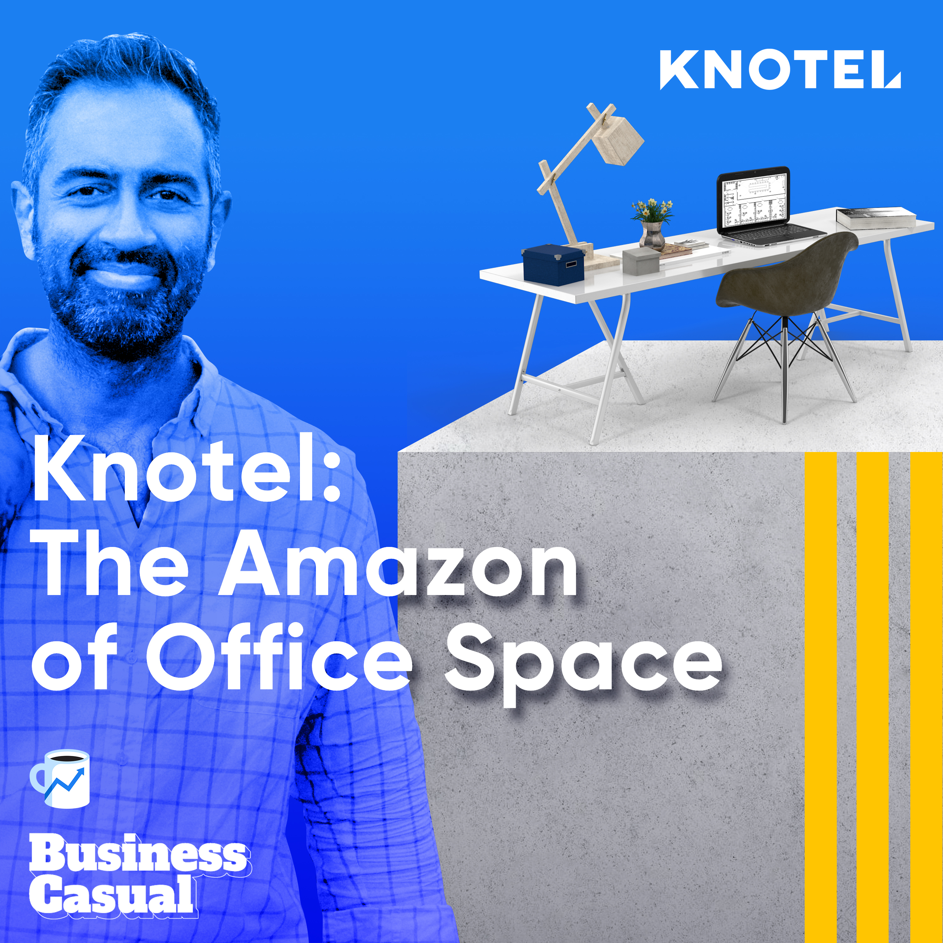Knotel: The Amazon of office space