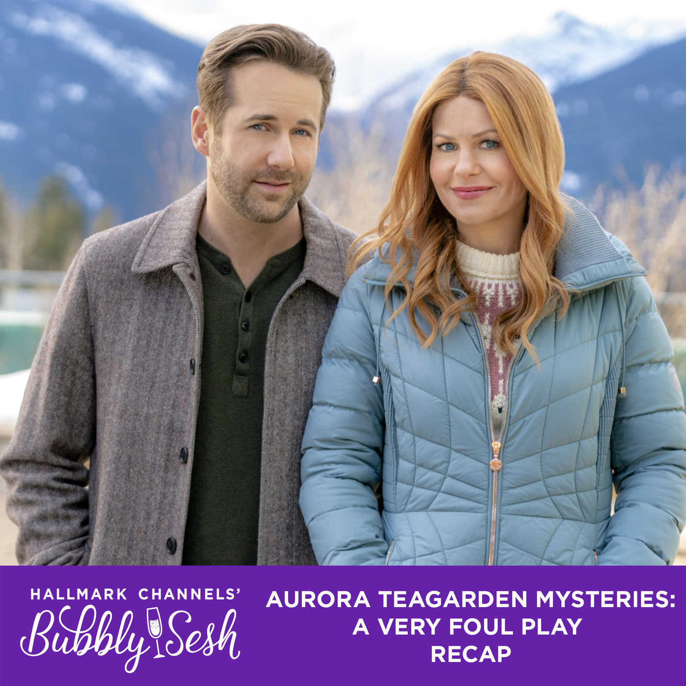 Aurora Teagarden Mysteries: A Very Foul Play Recap