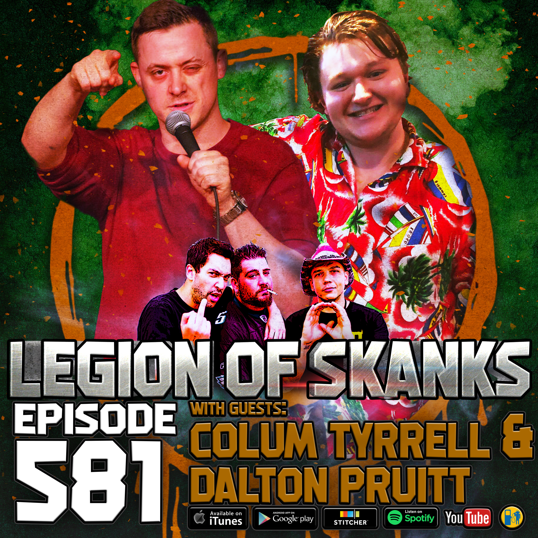 Episode #581 - Neon Screwdriver - Colum Tyrrell & Dalton Pruitt
