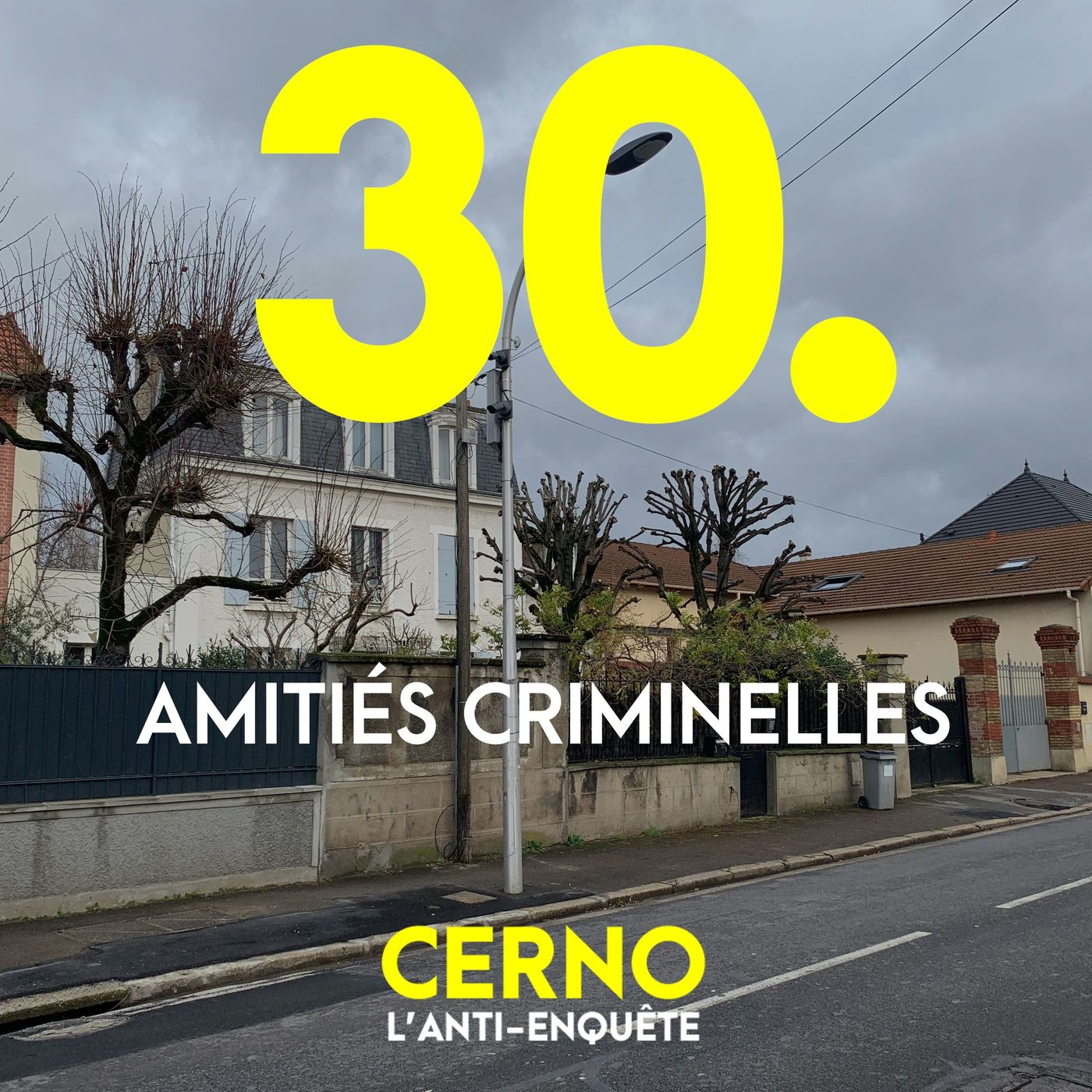 Episode 30 : Amitiés criminelles