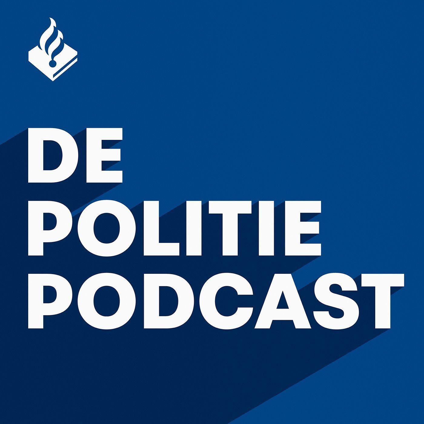 De Politiepodcast logo