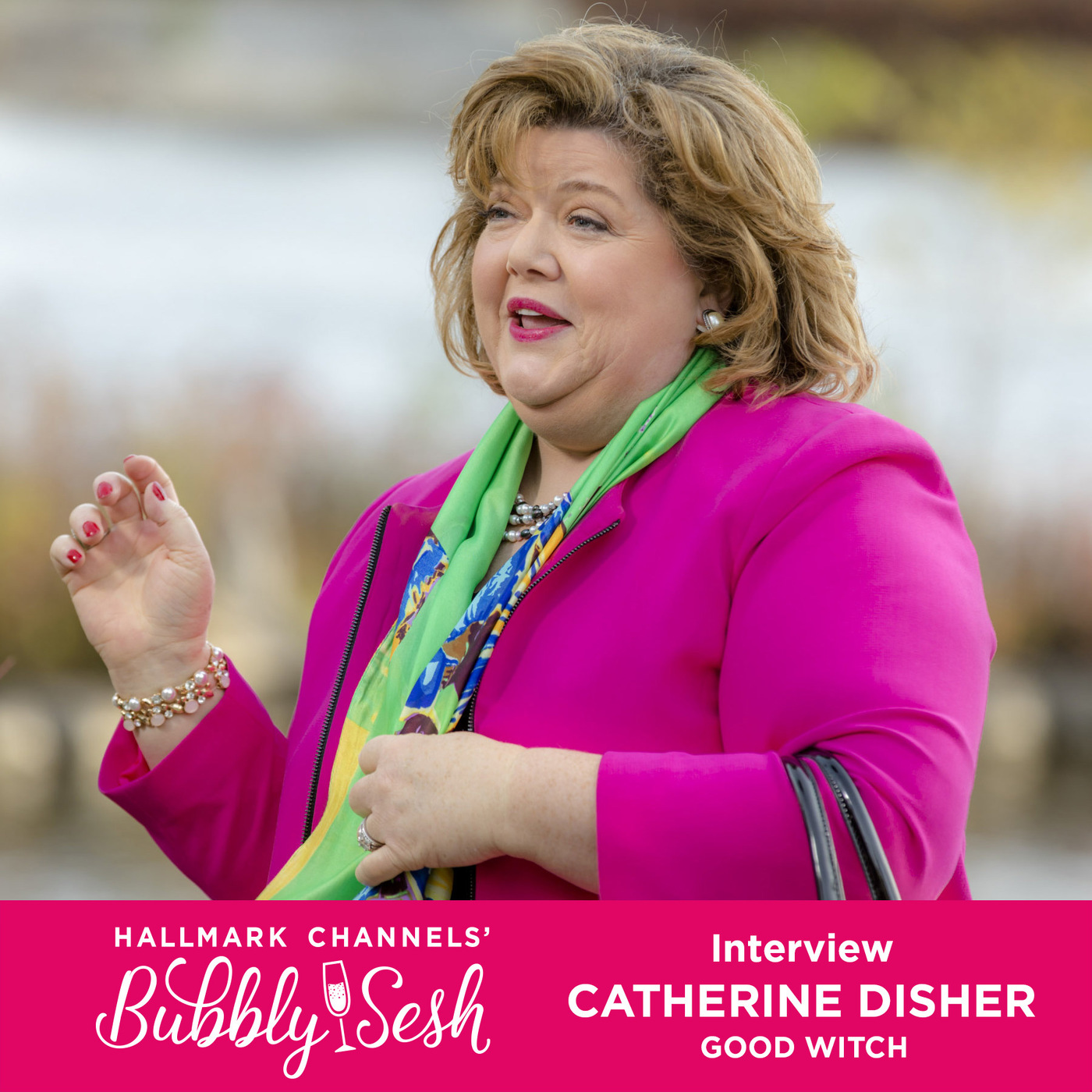 Catherine Disher Interview: Good Witch