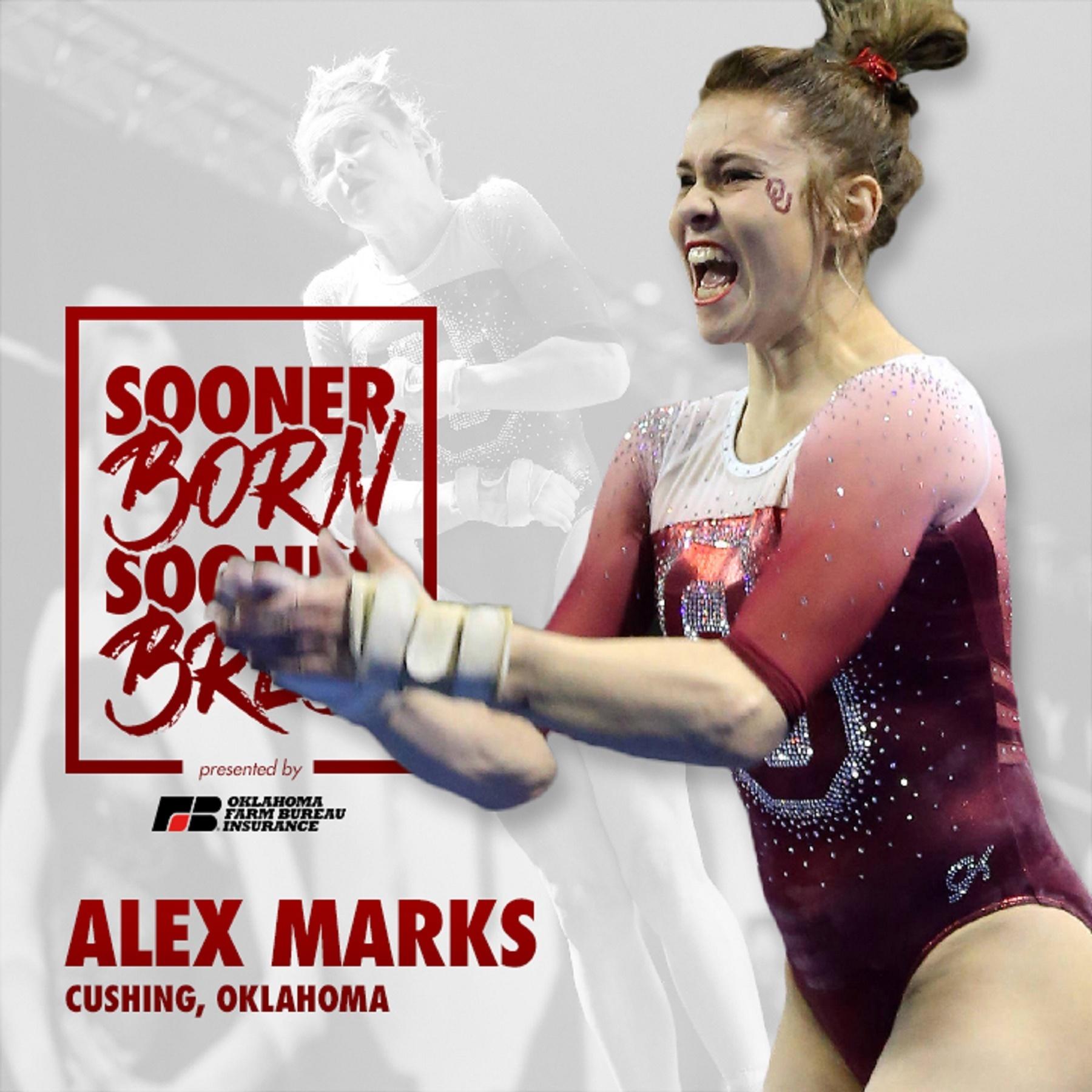 Sooner Born Sooner Bred - Alex Marks