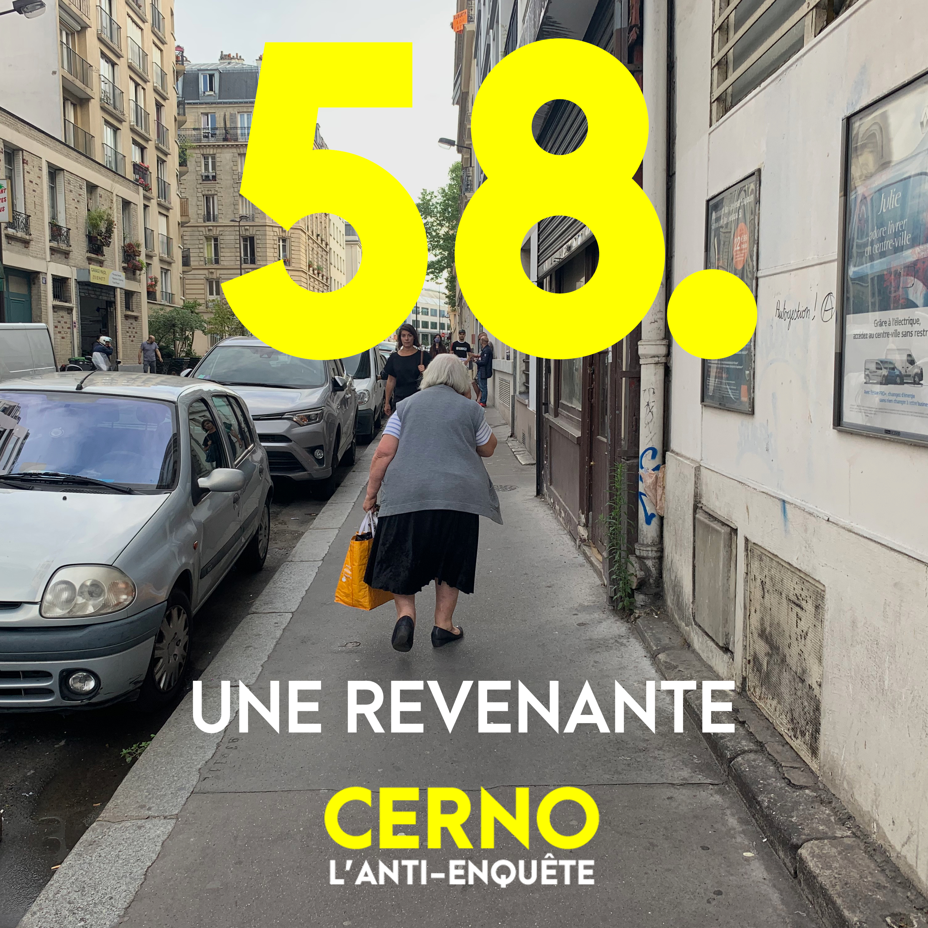 Episode 58 : Une revenante