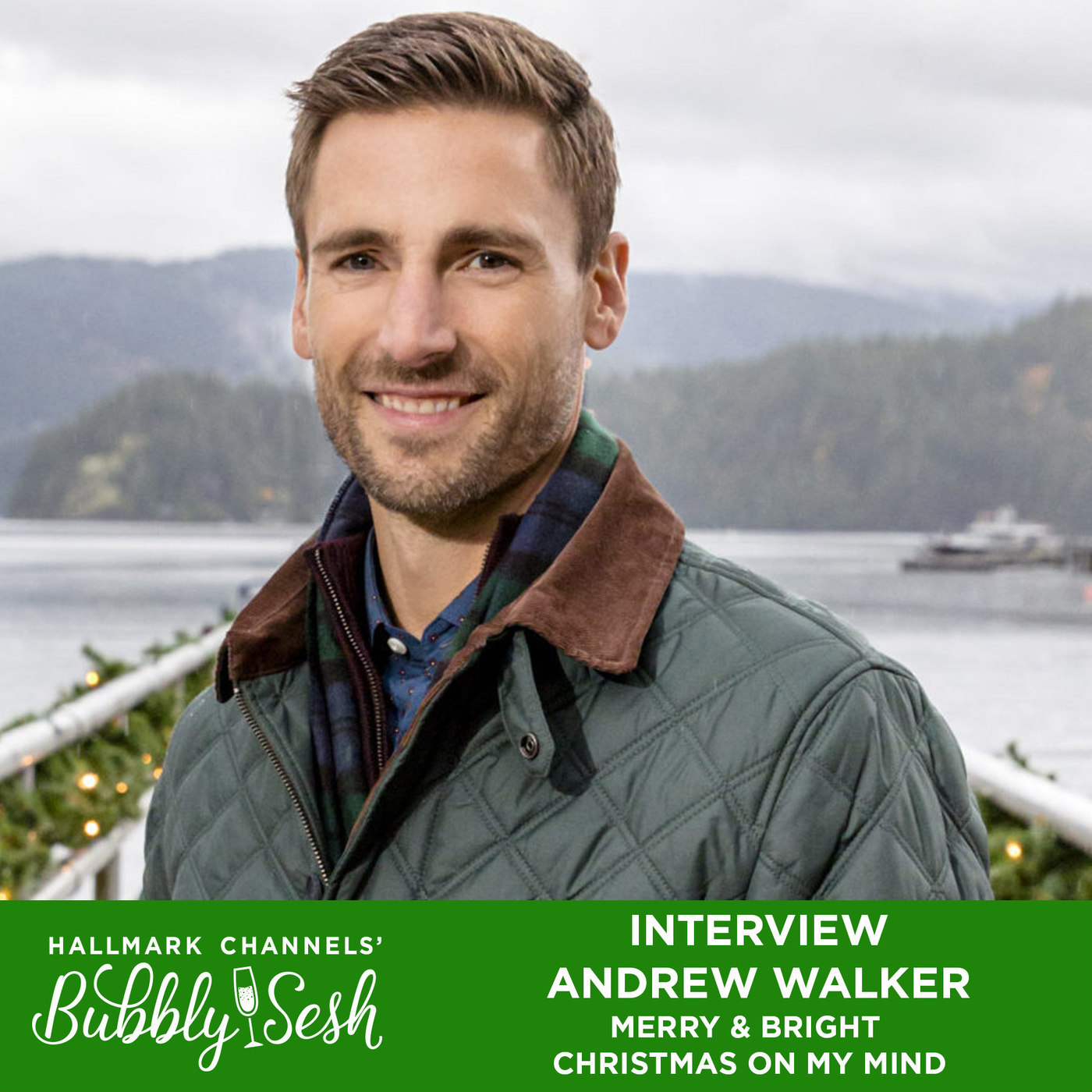 Andrew Walker Interview, Christmas on My Mind