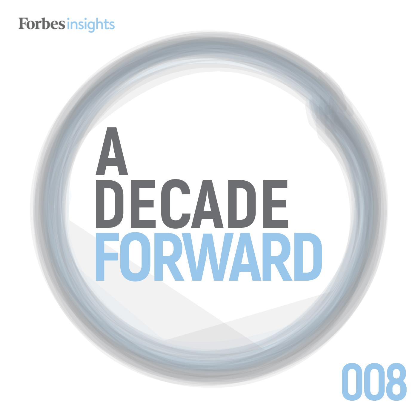 Frank Calderoni - Decade Forward