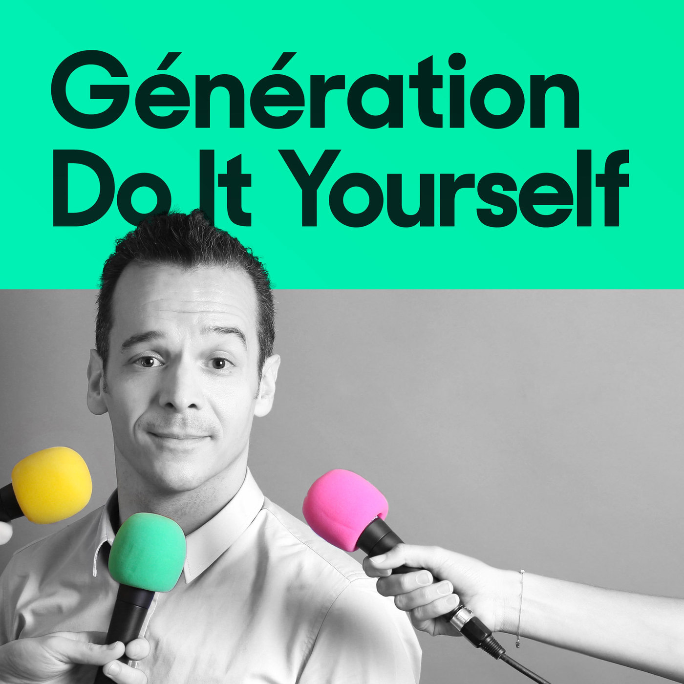 Génération Do It Yourself - GDIY - Podcast Business Français