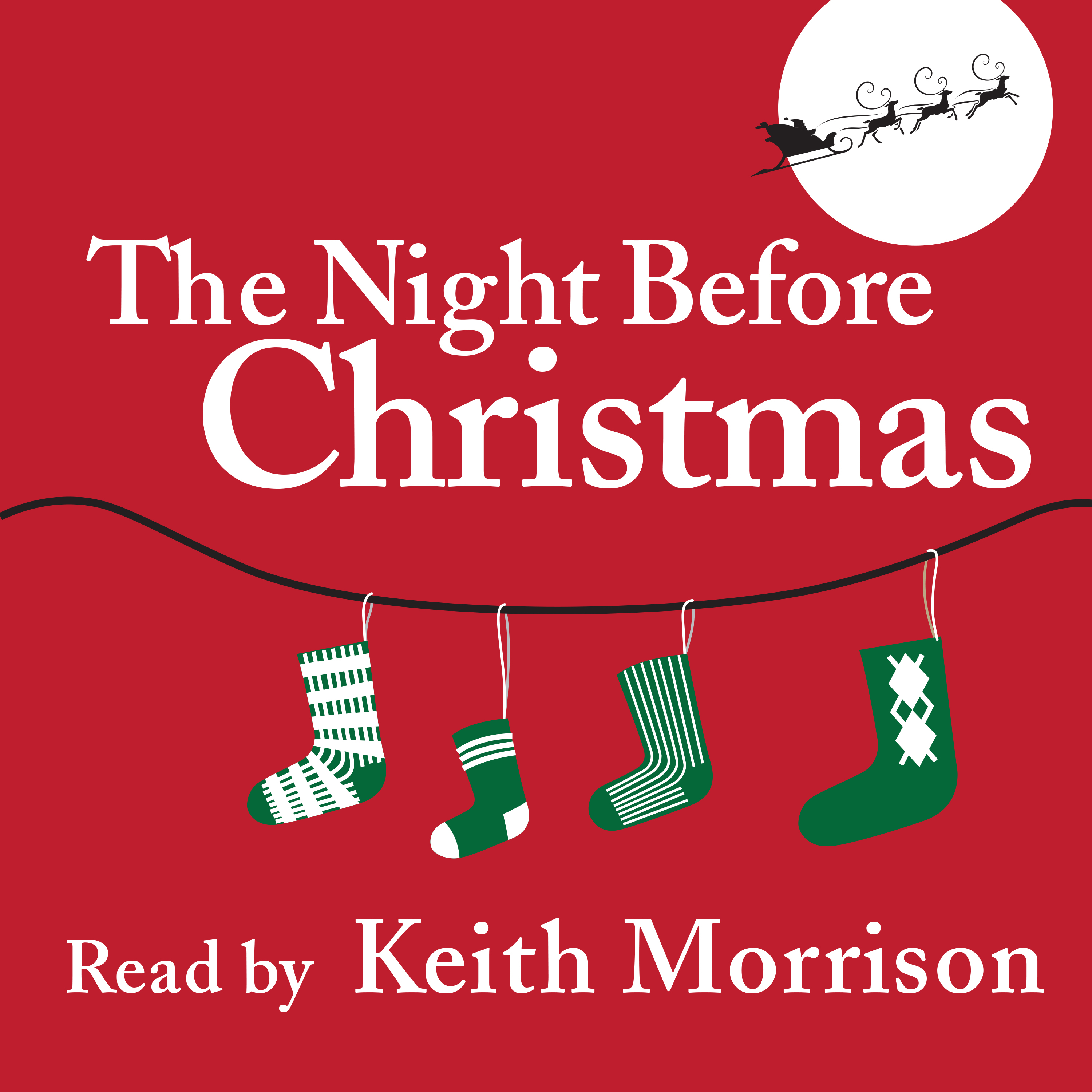 """""""The Night Before Christmas"""" read by Keith Morrison"""