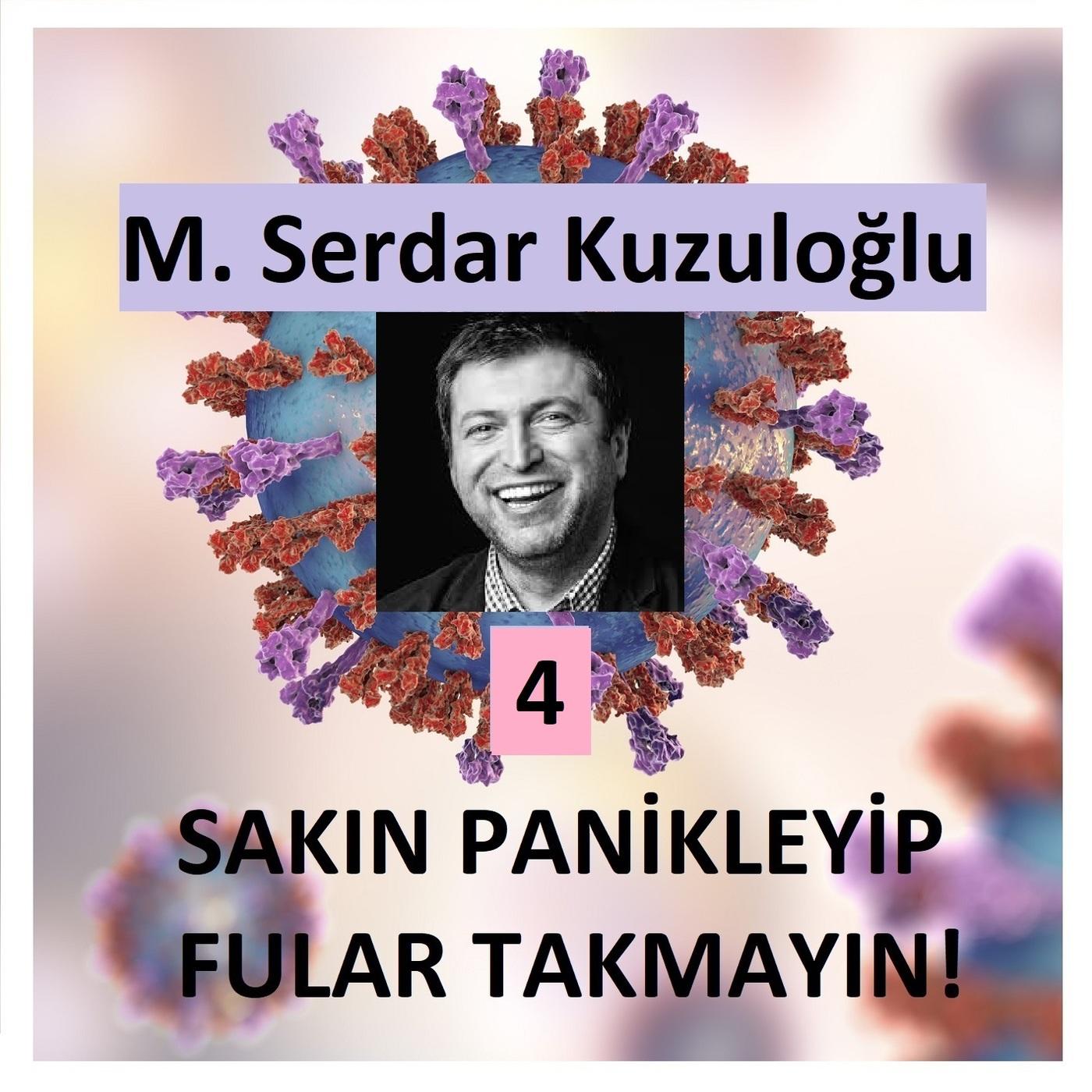 Pandemi 4: Serdar Kuzuloglu ile Toplum Felsefesi (2/2)