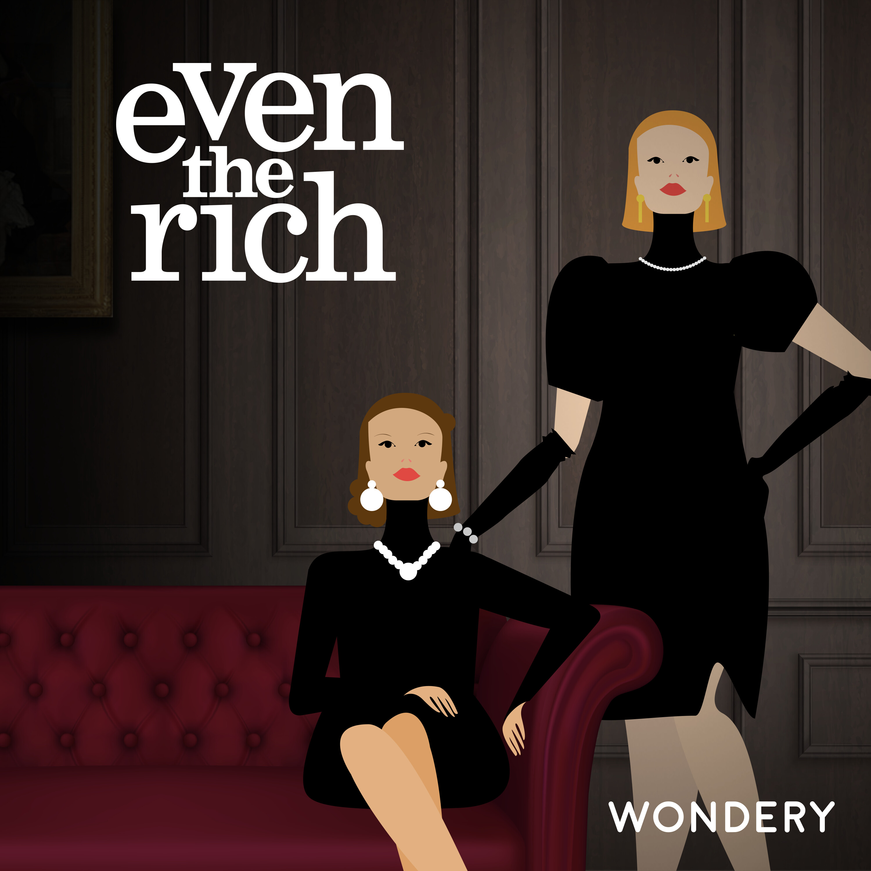 Even the Rich podcast show image