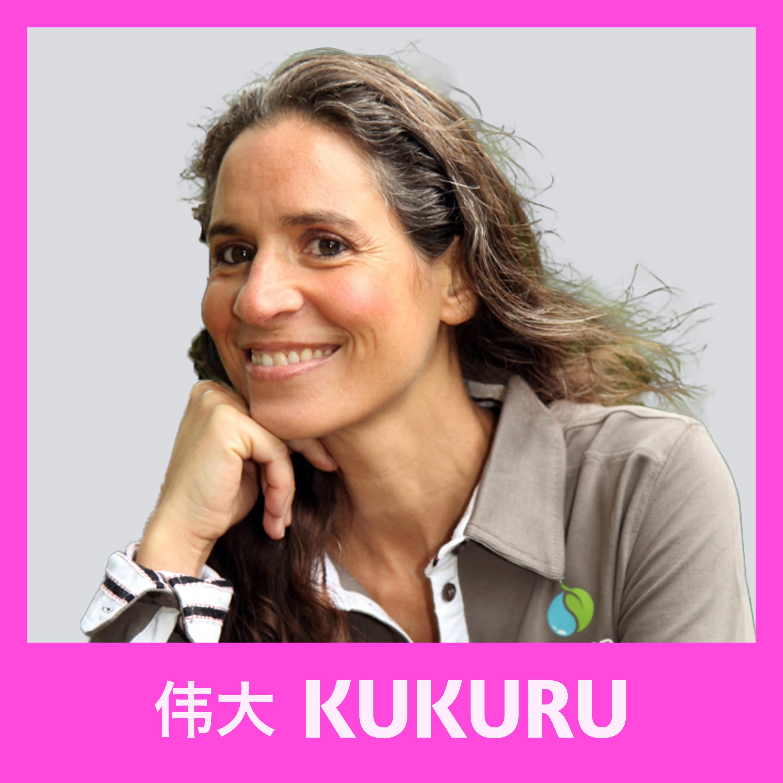 Reiki master Toña Wong Chung over energie, gevoel en intuïtie   Kukuru #64
