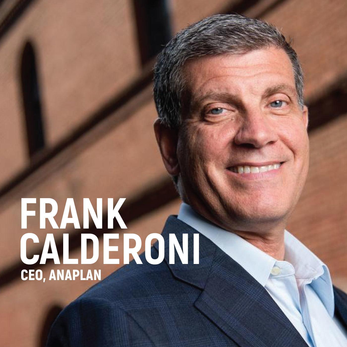 Frank Calderoni