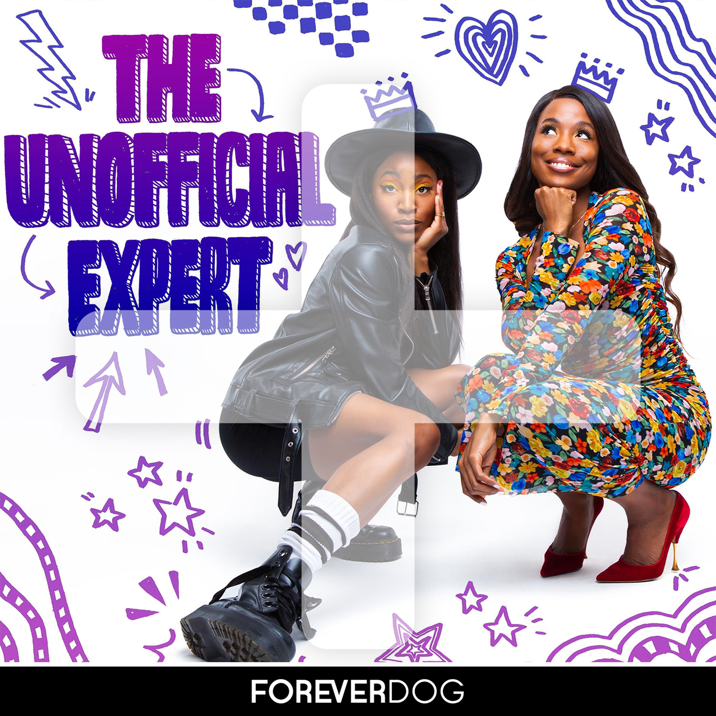 The Unofficial Expert PLUS podcast tile