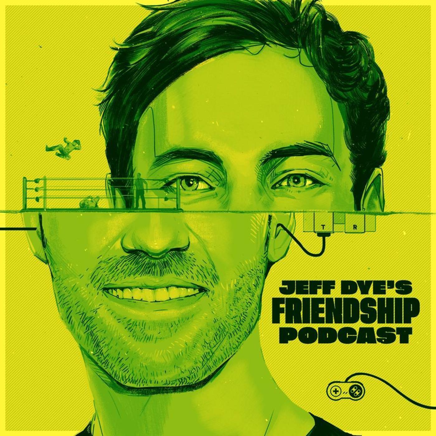 53 - Jeff Dye's Friendship - Tony's Favorite Moments #1