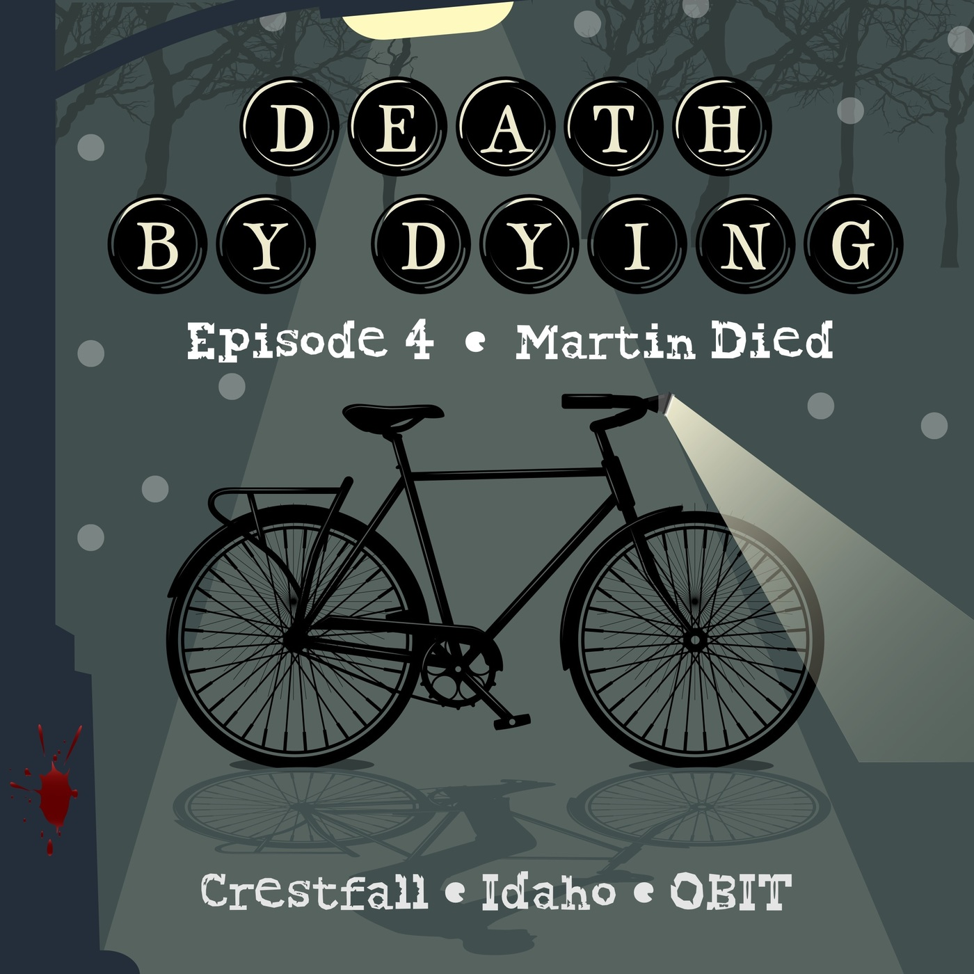 Obituary 04: Martin Died