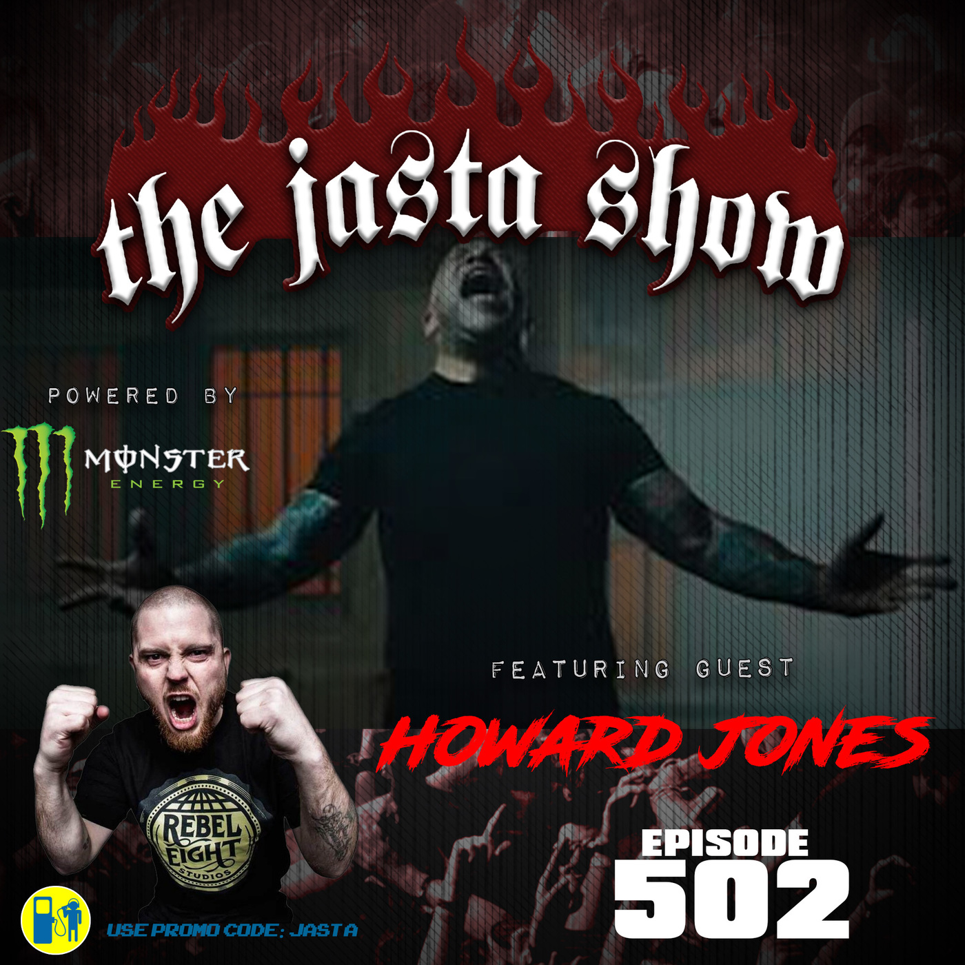 Episode #502 - Howard Jones (Light The Torch)