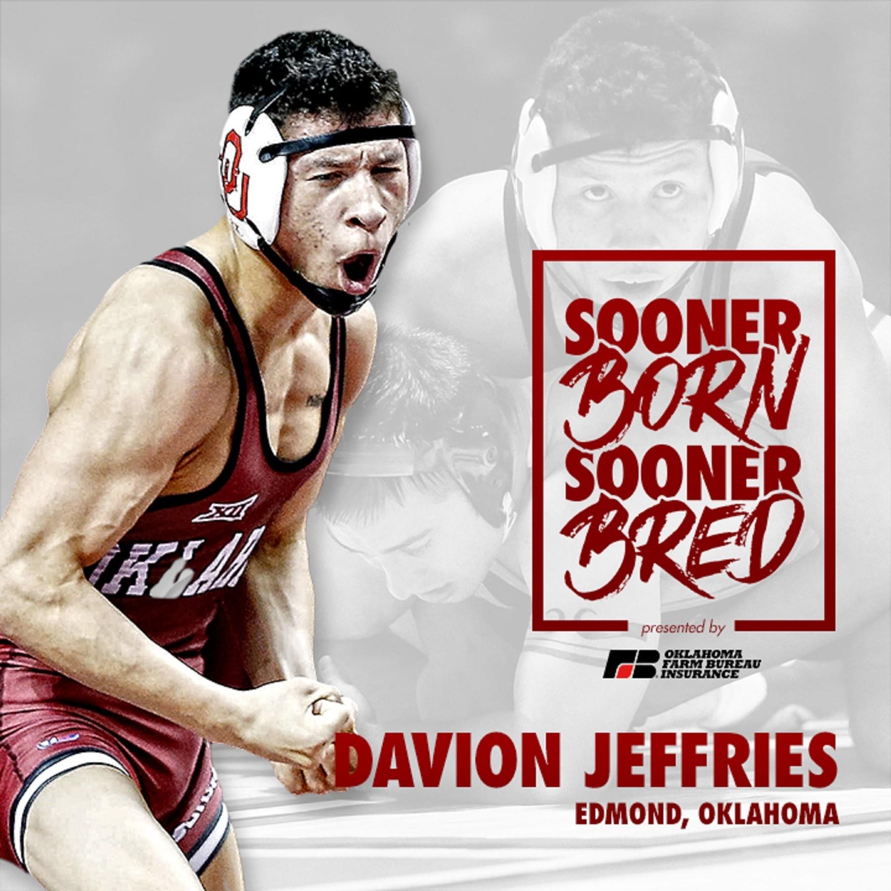 Sooner Born Sooner Bred - Davion Jeffries