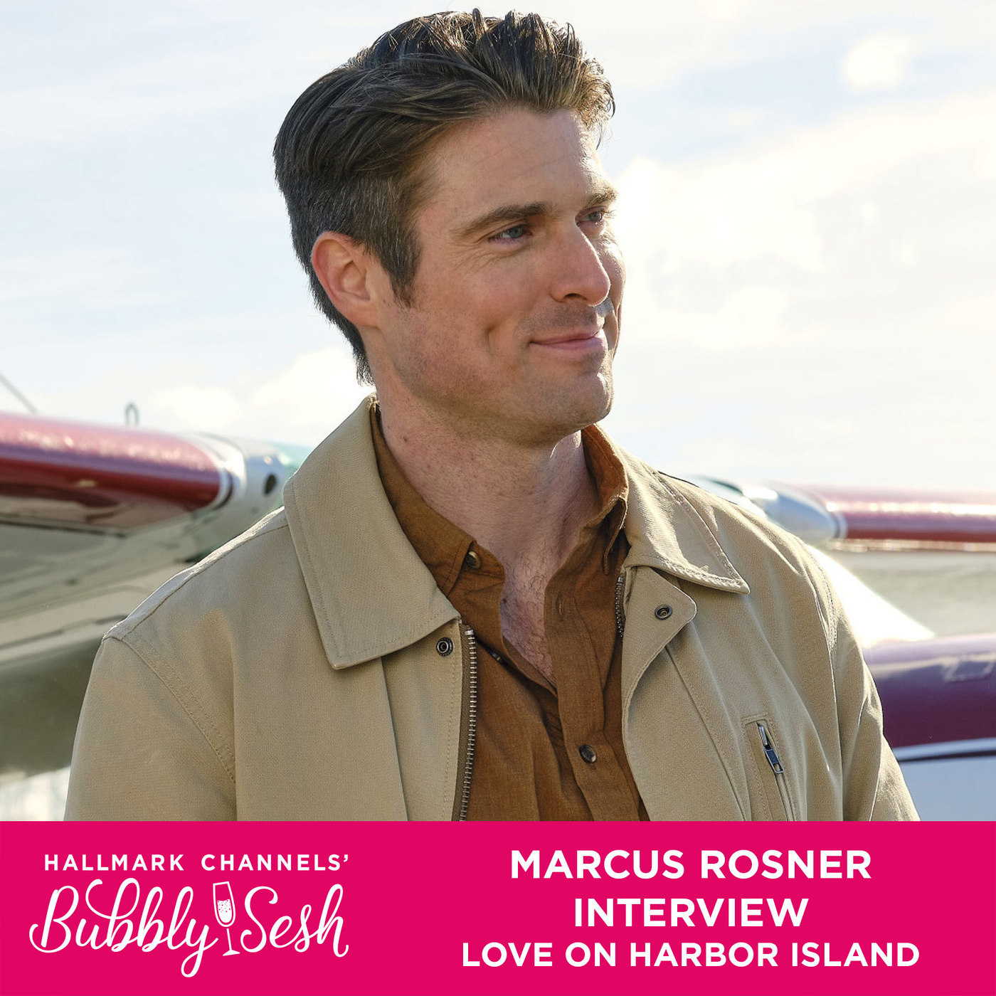Marcus Rosner Interview, Love on Harbor Island