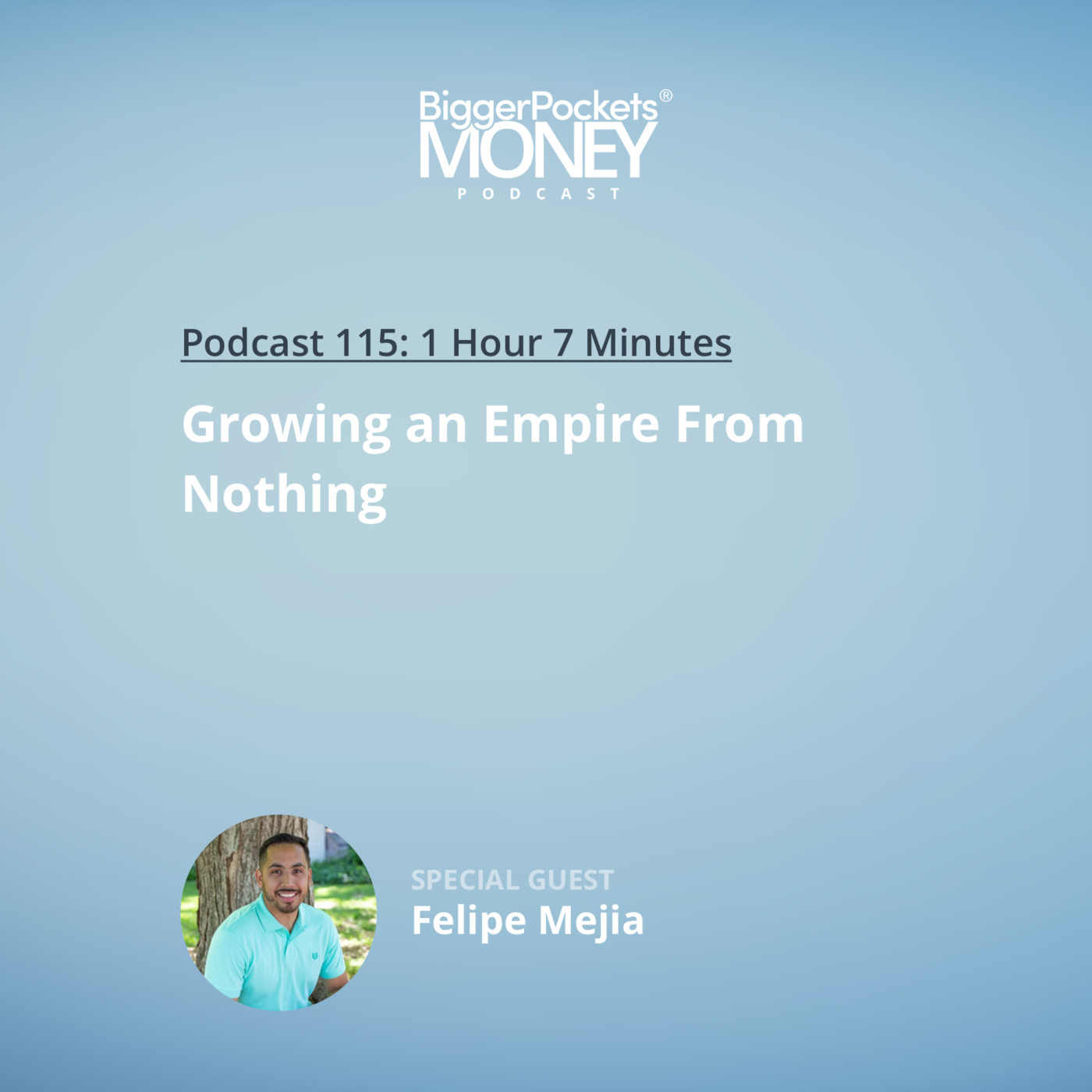 115: Growing an Empire From Nothing with Felipe Mejia