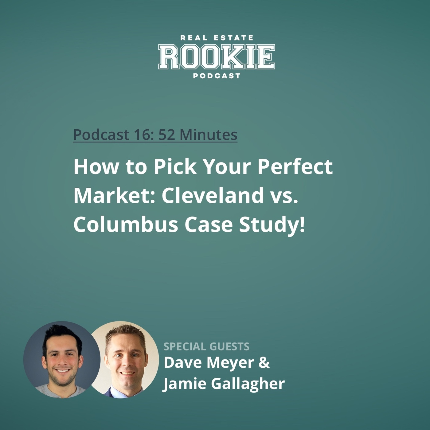 How to Pick Your Perfect Market: Cleveland vs. Columbus Case Study! with Dave Meyer and Jamie Gallagher
