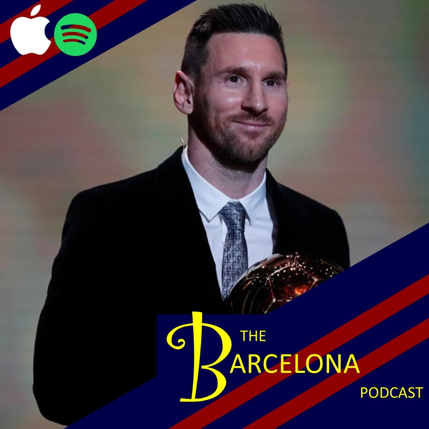 Lionel Messi's Ballon d'Or legacy, evaluating Junior Firpo, and Marcelo Gallardo's credentials [TBPod168]
