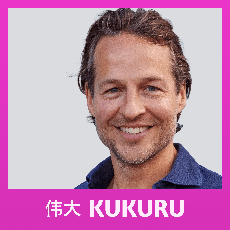 Hidde de Vries over stress naar je hand zetten en de kracht van je future state | Kukuru #84