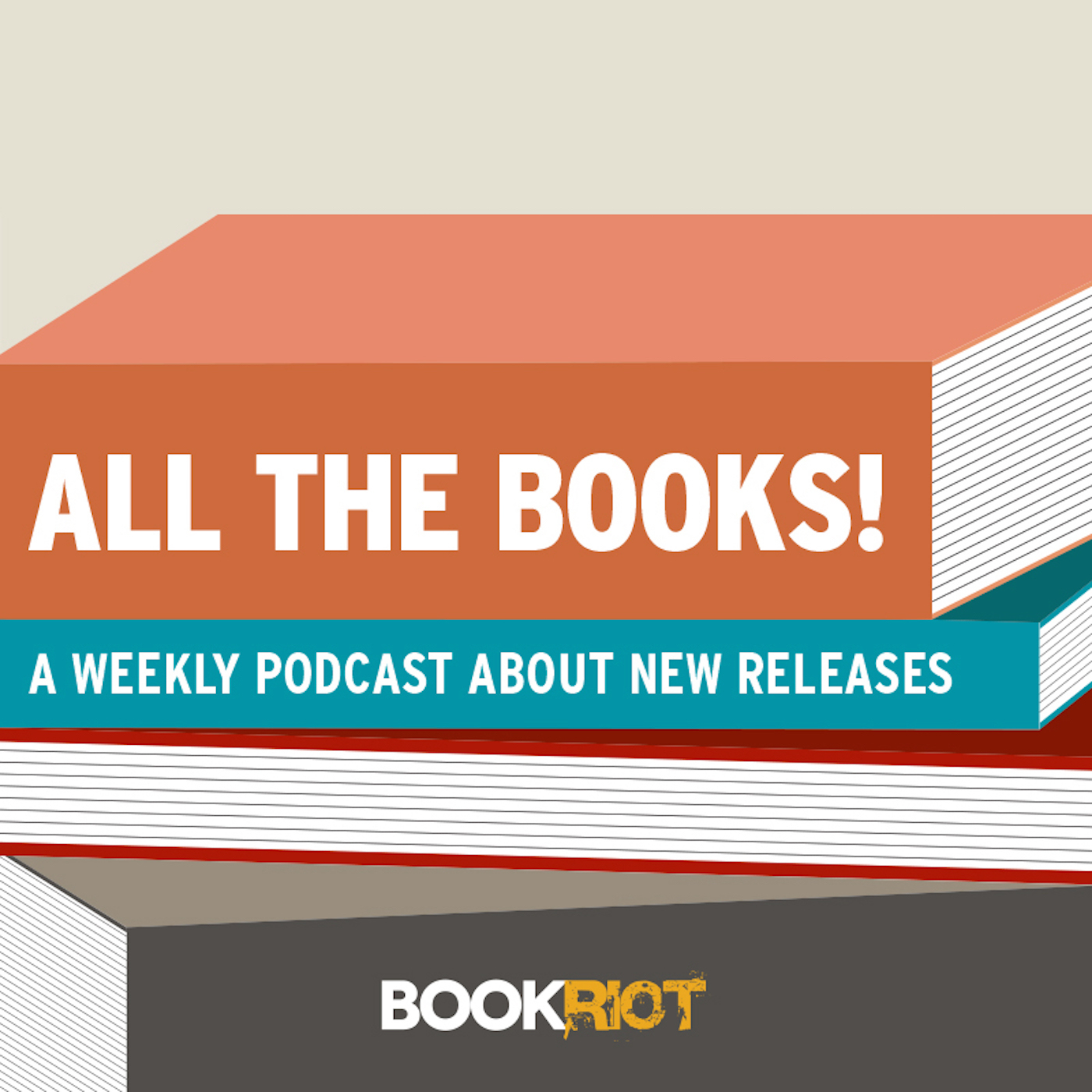Image result for all the books podcast