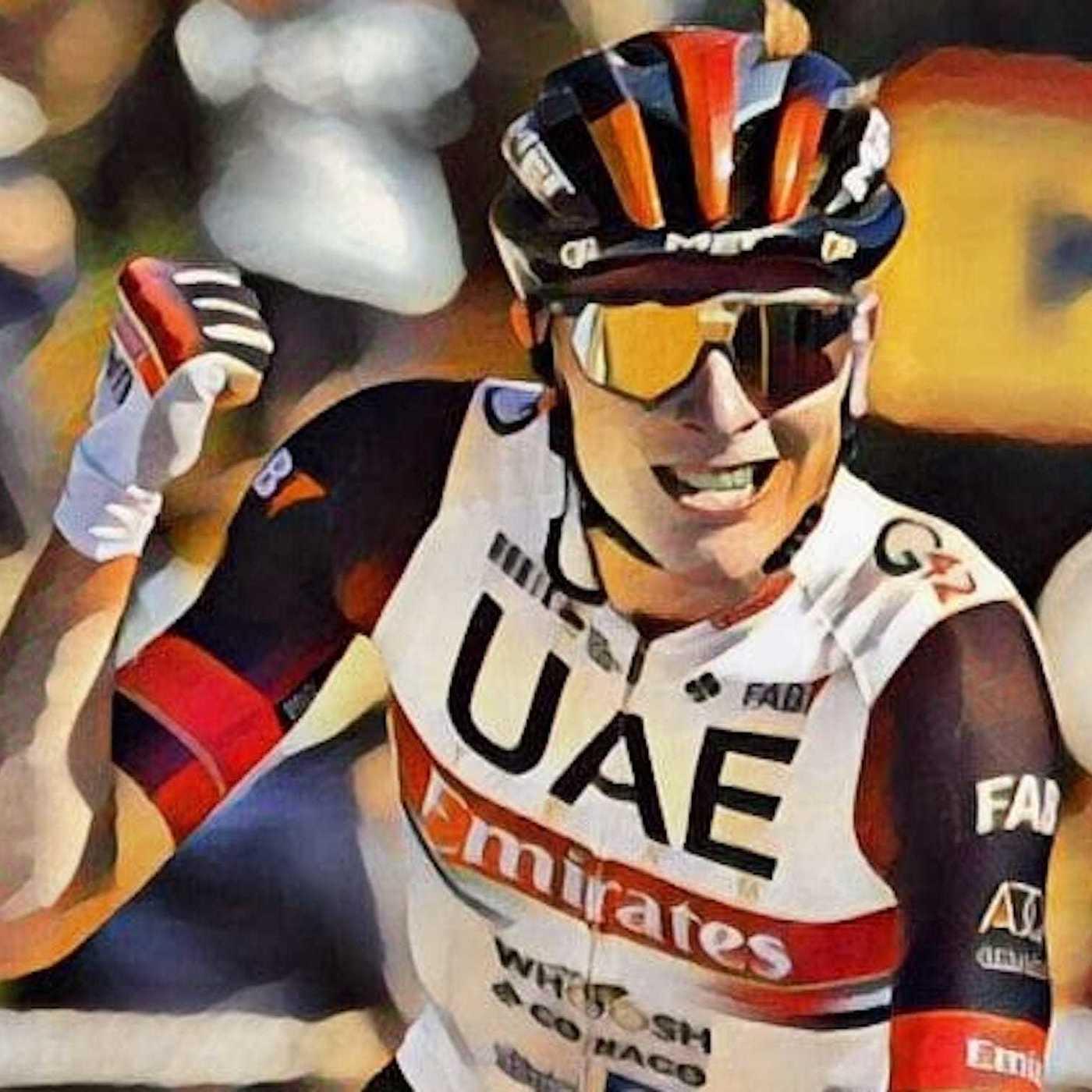 Luik Bastenaken Luik: Pogačar wint de sprint en Valverde maakt een jeugdige fout op zijn verjaardag
