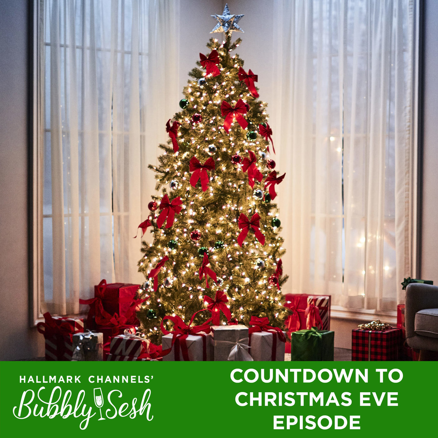 Countdown to Christmas Eve with special guests Emily Hutchinson, Bill Abbott and Michelle Vicary