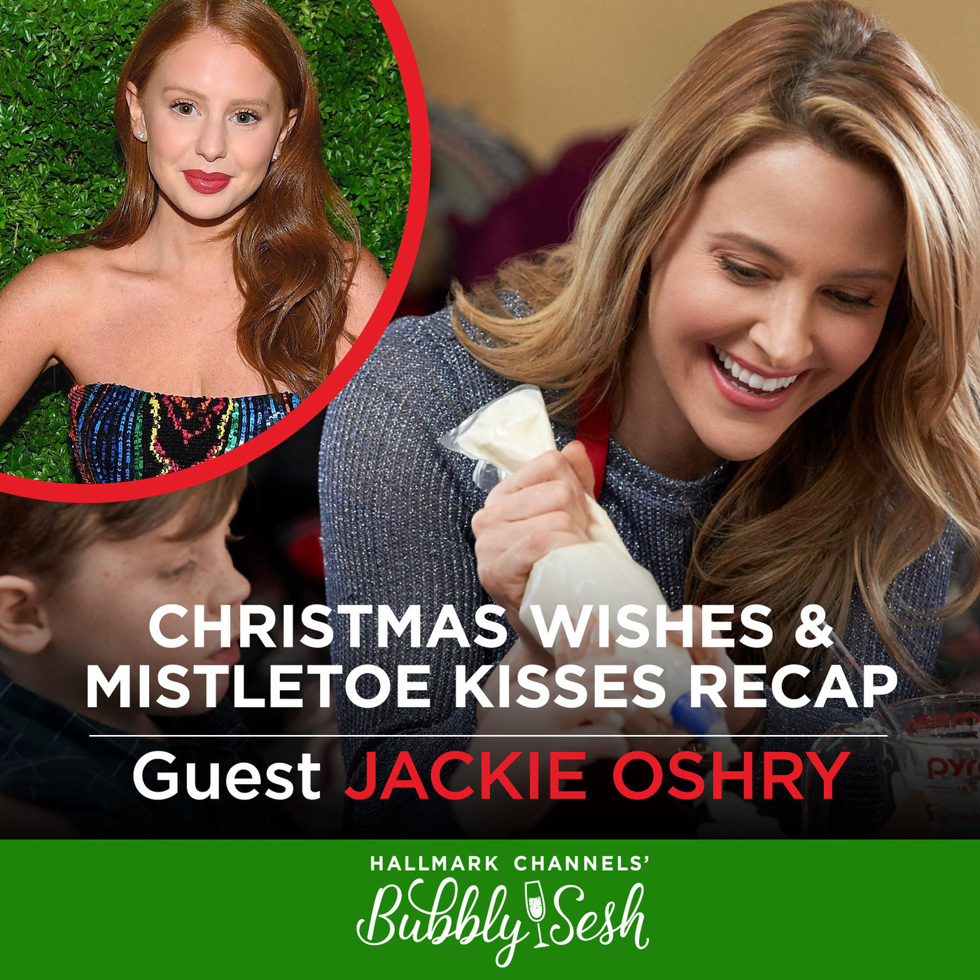 Christmas Wishes & Mistletoe Kisses Recap with Jackie Oshry