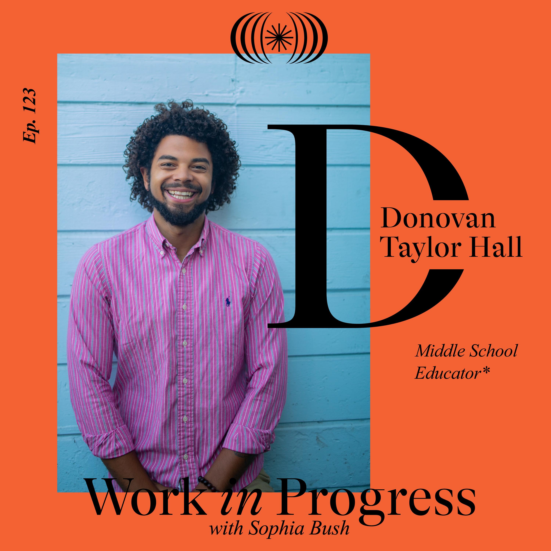 Donovan Taylor Hall