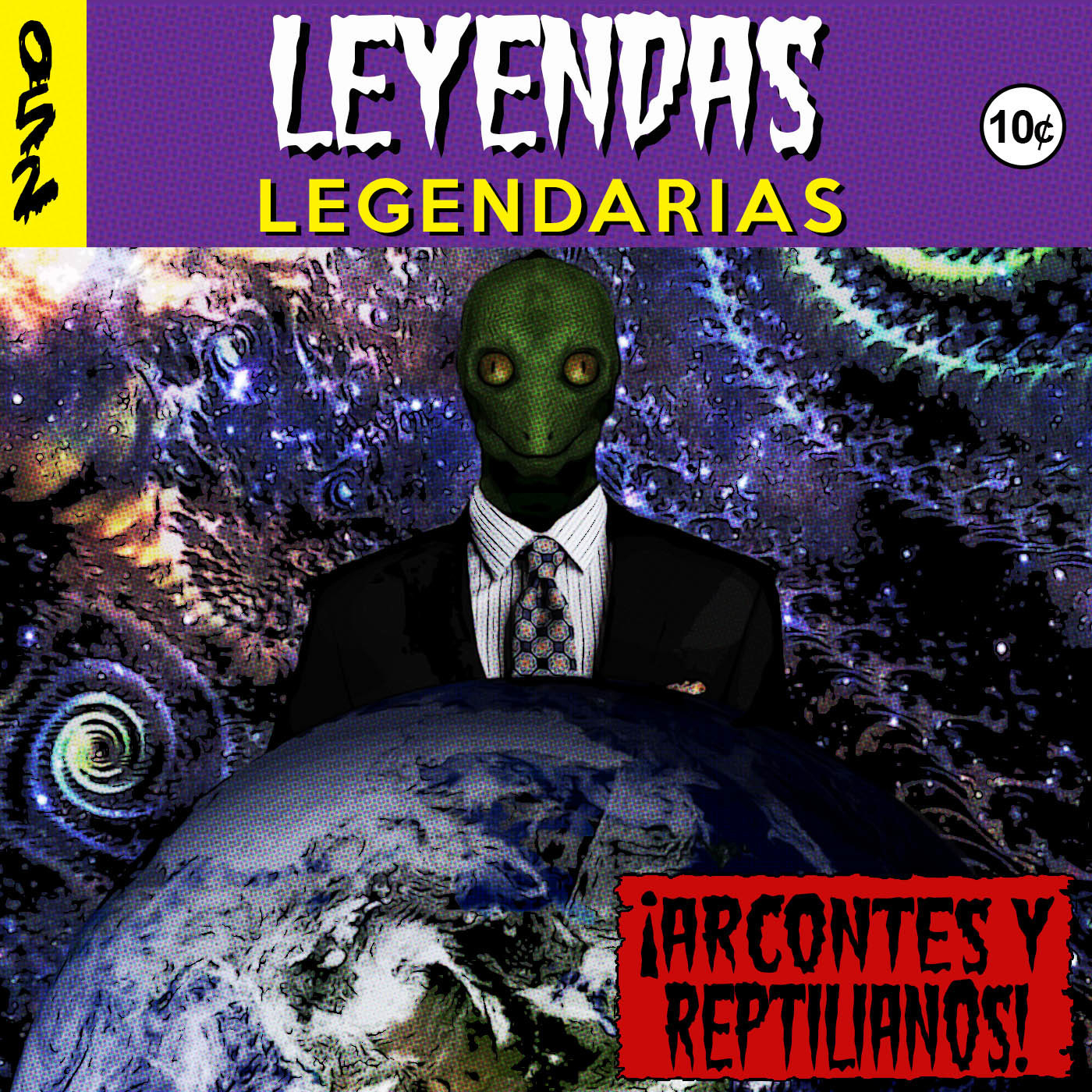 E52: Arcontes y Reptilianos (con Mario Capistrán)