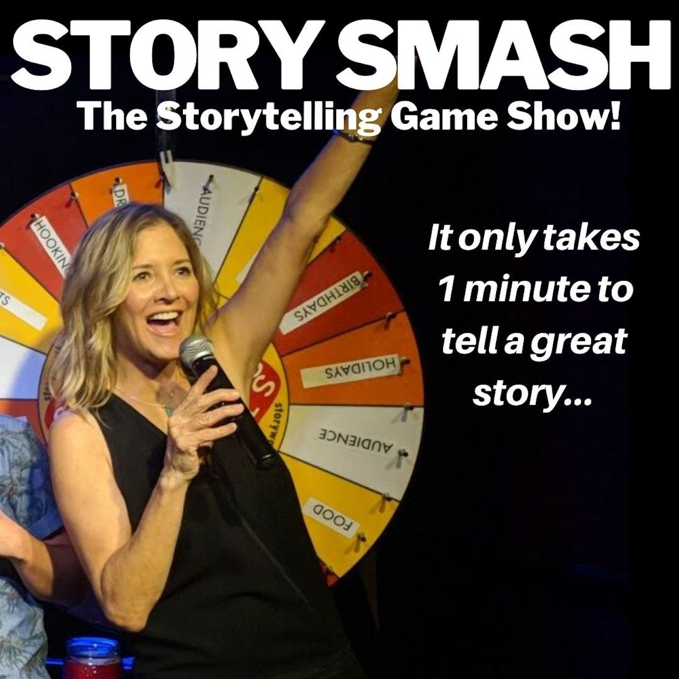 604 - Story Smash the Storytelling Game Show LIVE at The Hollywood Improv!