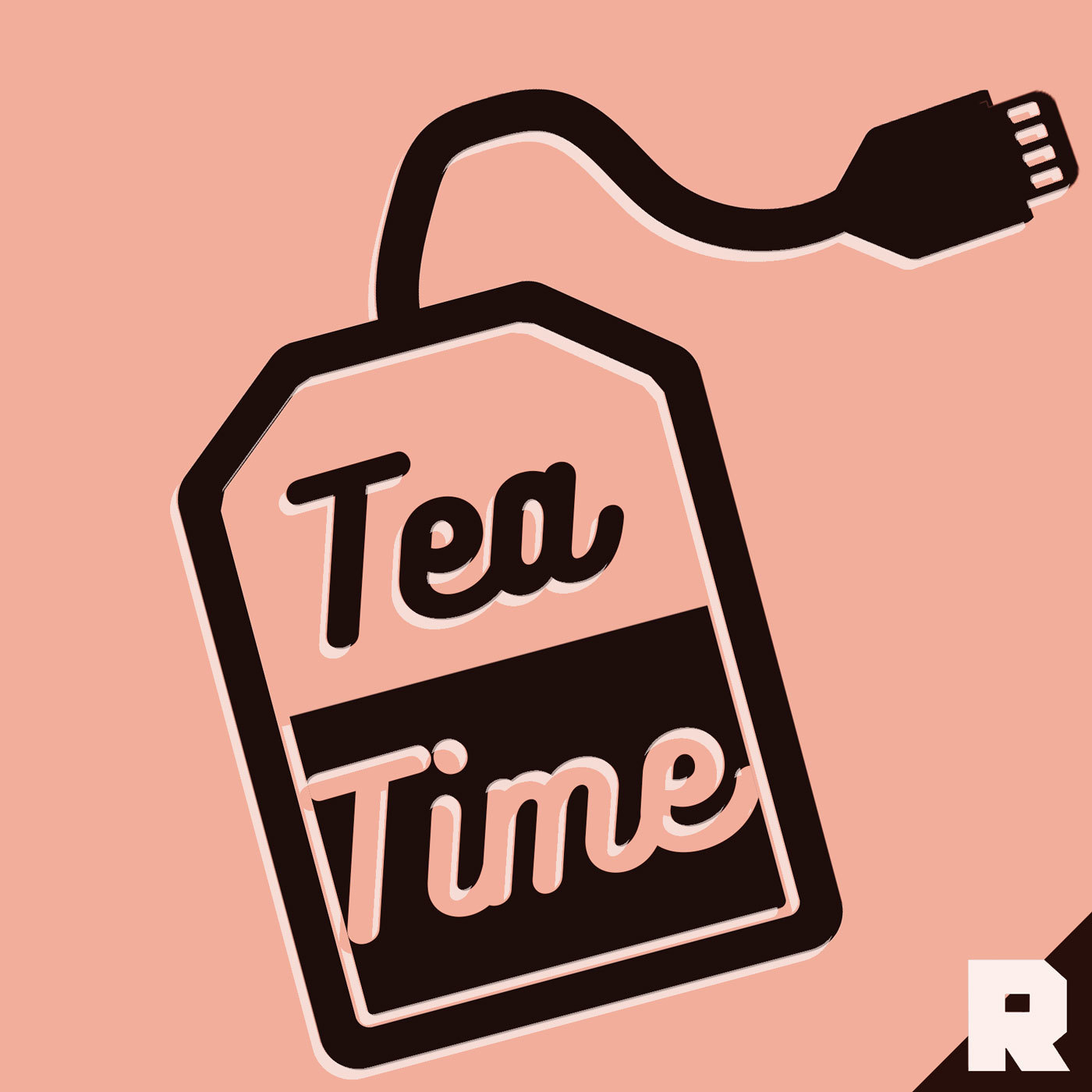 "There's No I in Tea Time But There is a ""Me!"" 
