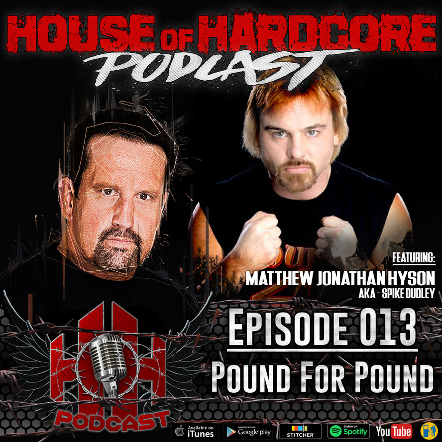 House Of Hardcore Podcast with Tommy DreamerHouse Of Hardcore Podcast with  Tommy Dreamer