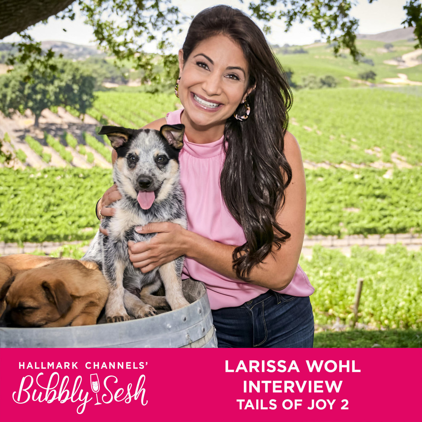 Larissa Wohl, Tails of Joy 2 Interview