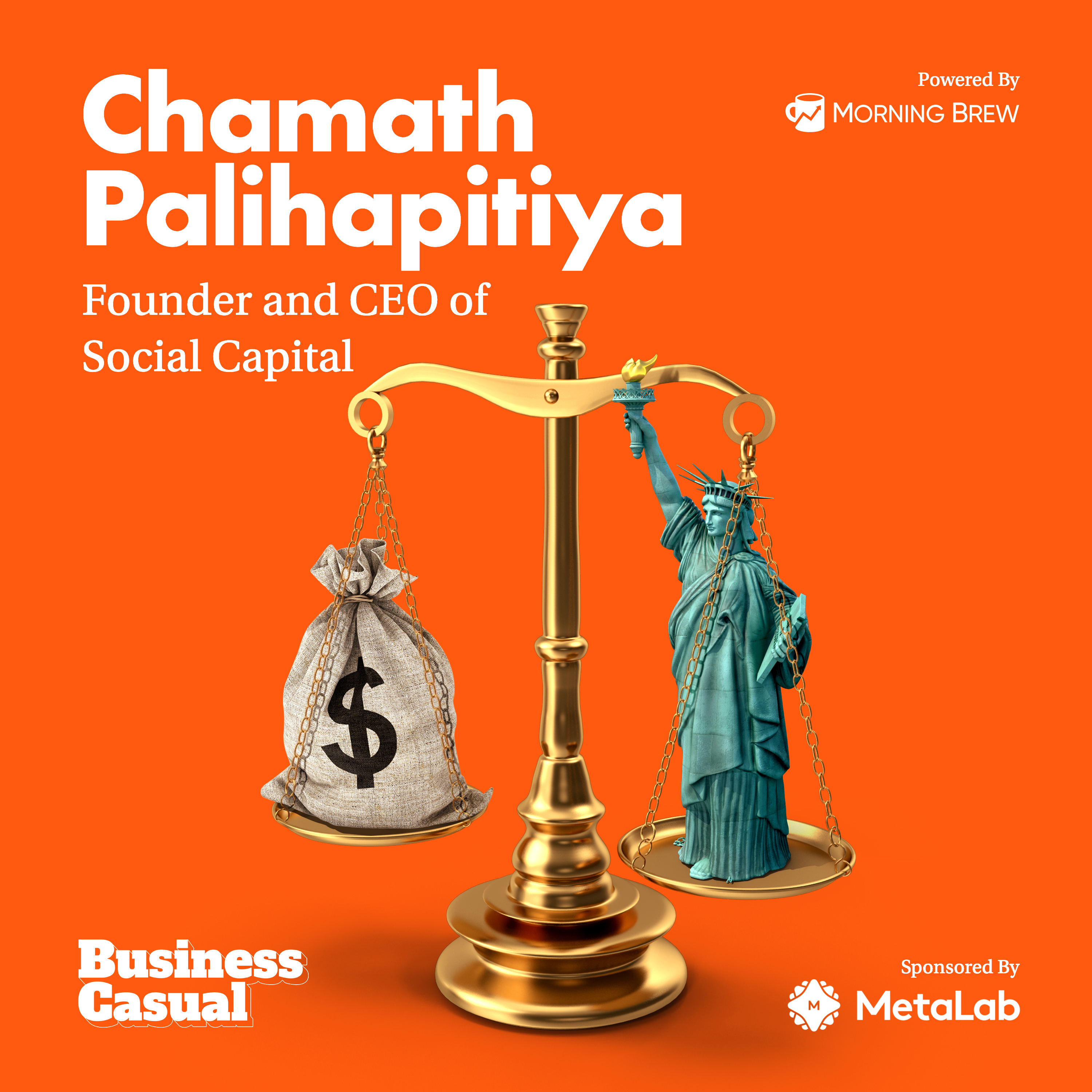 Can Capitalism Survive? Chamath Palihapitiya Isn't Sure