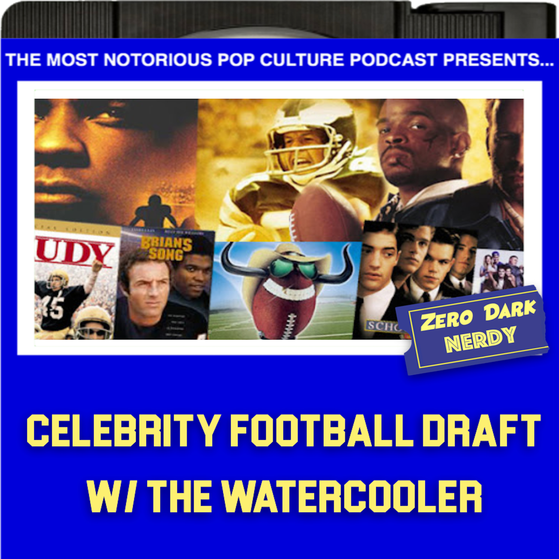 S4E22: Celebrity Fantasy Football Draft