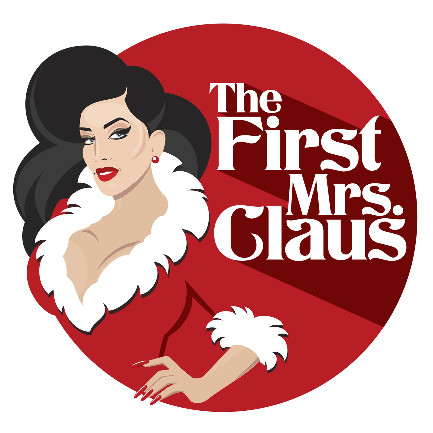Debut of The First Mrs. Claus