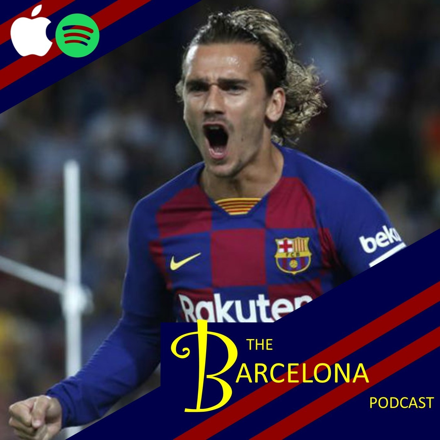 Is Griezmann the new Coutinho? Ernesto Valverde, Samuel Umtiti, and Gerard Piqué [TBPod165]