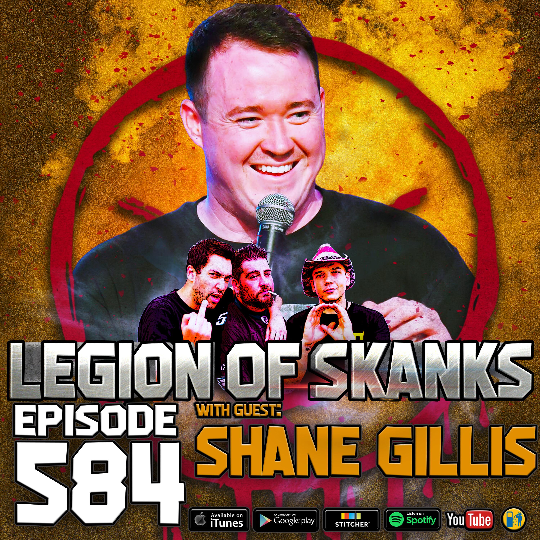 Episode #584 - Louie Soprano - Shane Gillis