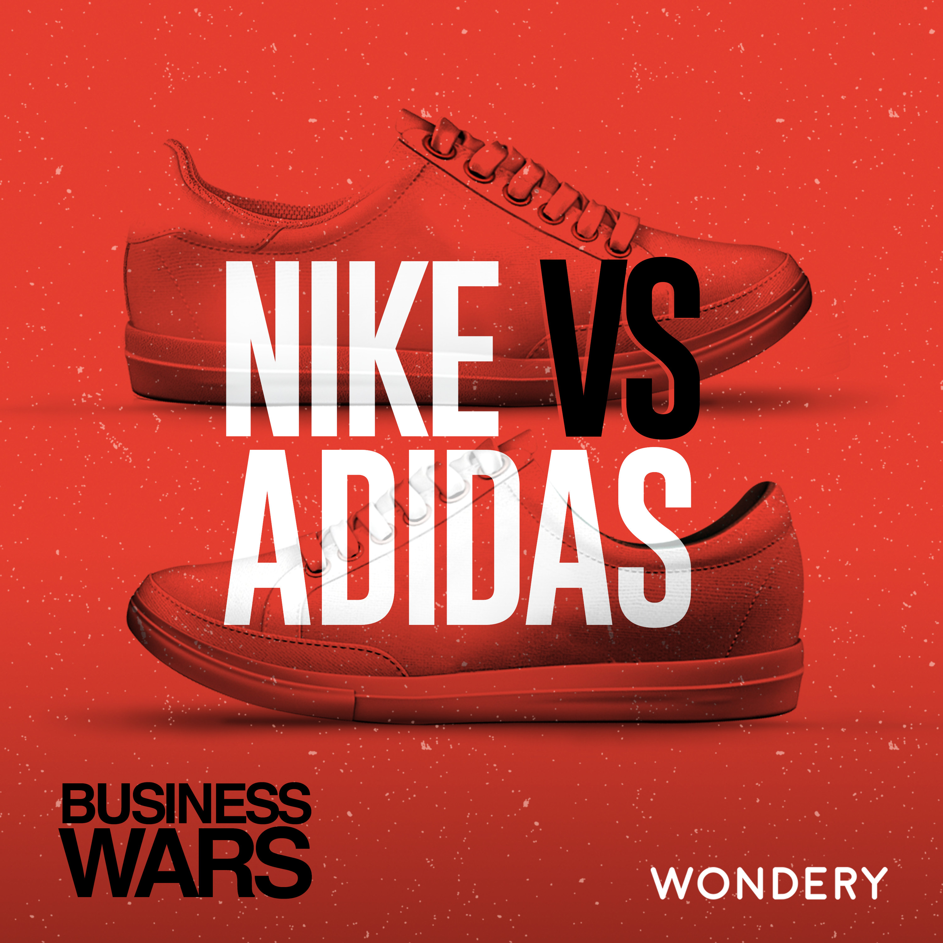 Nike vs Adidas Interview with Liz Dolan and David Meltzer