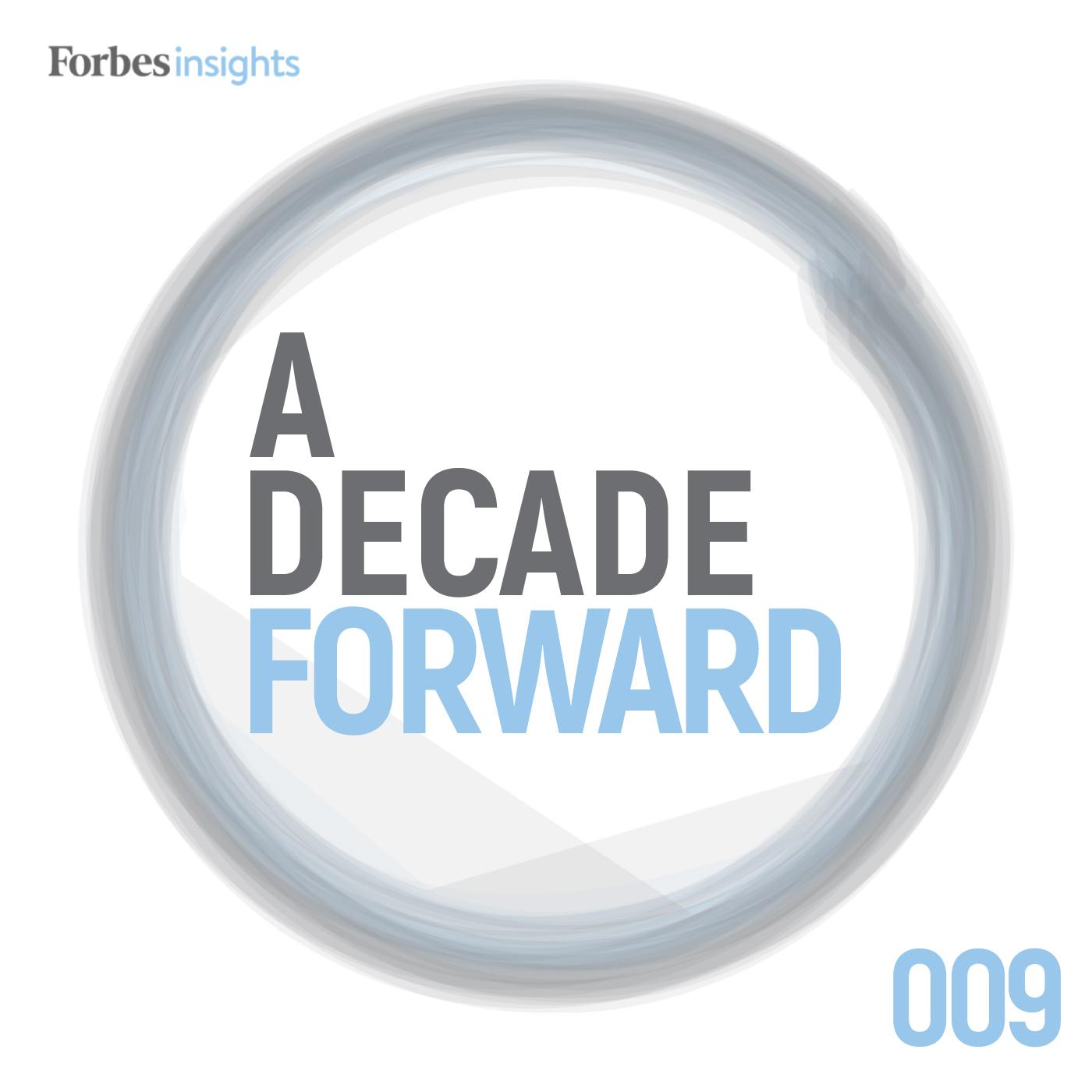 Telisa Yancy - Decade Forward