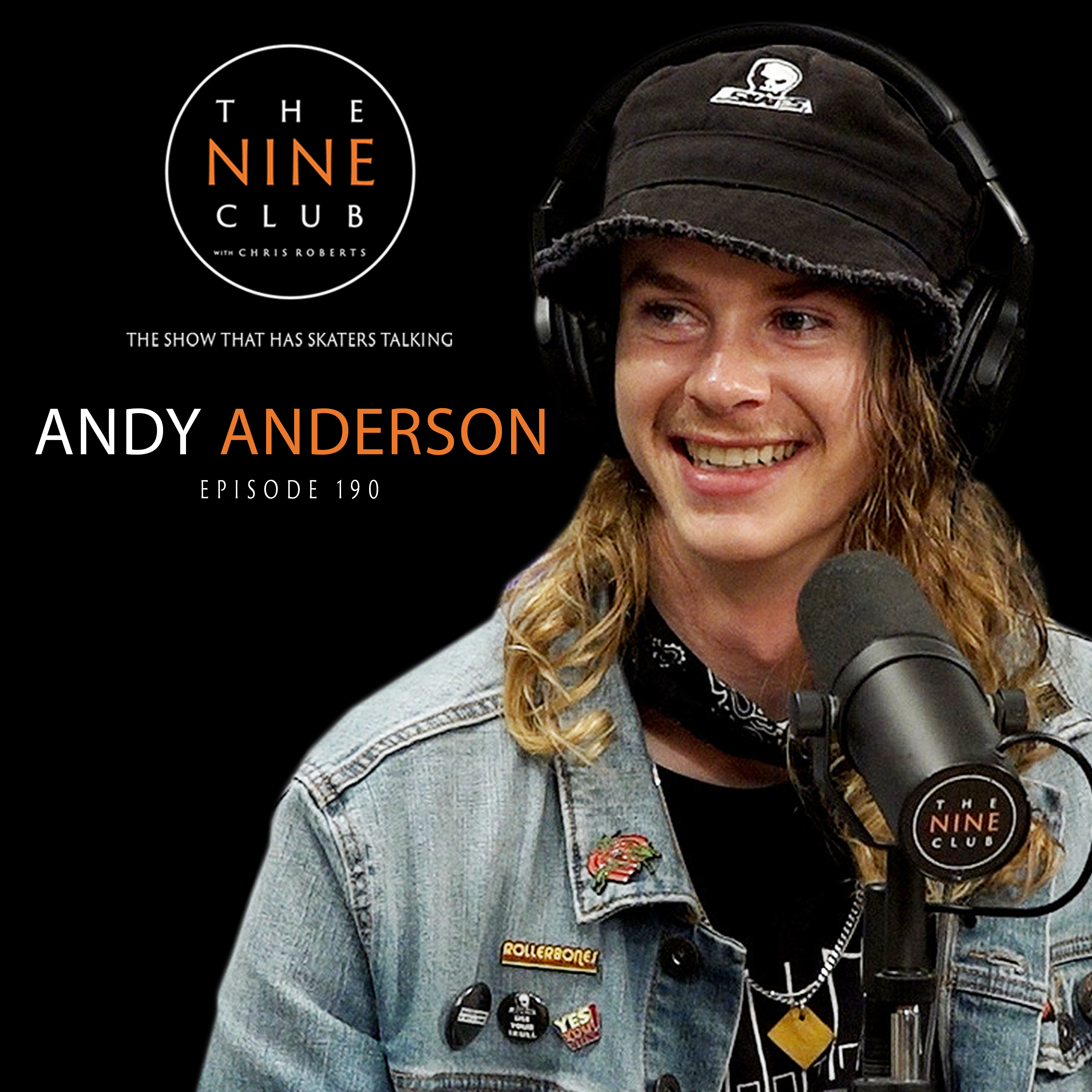 #190 - Andy Anderson